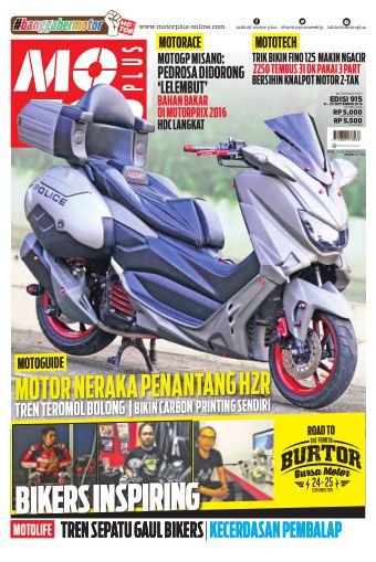 Tabloid Motor Plus - edisi 915