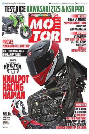 Tabloid Motor Plus - edisi 916