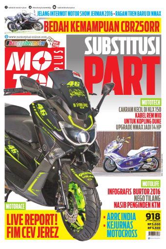 Tabloid Motor Plus - edisi 918