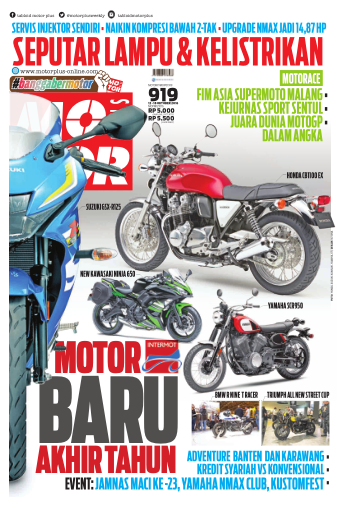 Tabloid Motor Plus - edisi 919