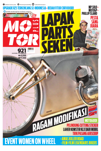 Tabloid Motor Plus - edisi 921