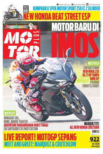 Tabloid Motor Plus - edisi 922