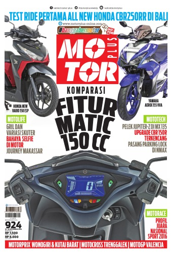 Tabloid Motor Plus - edisi 924