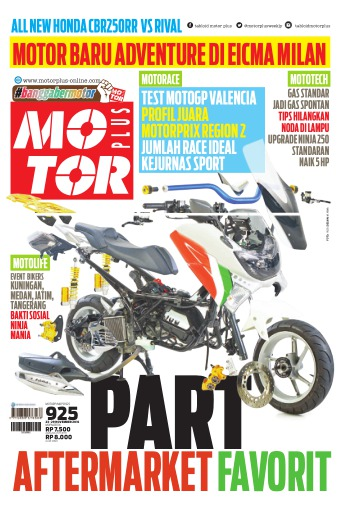 Tabloid Motor Plus - edisi 925