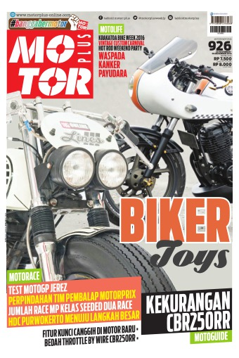 Tabloid Motor Plus - edisi 926