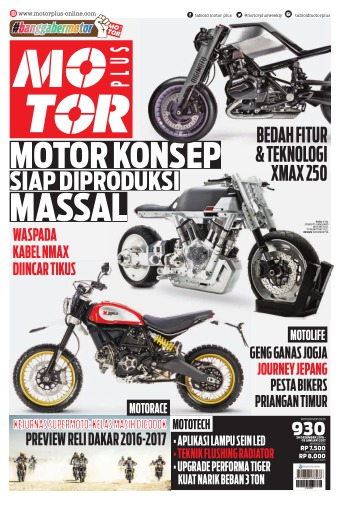 Tabloid Motor Plus - edisi 930