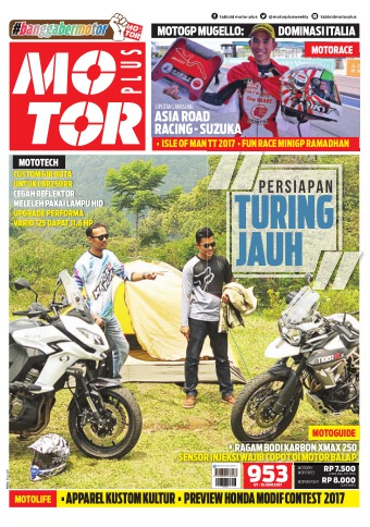 Tabloid Motor Plus - edisi 953