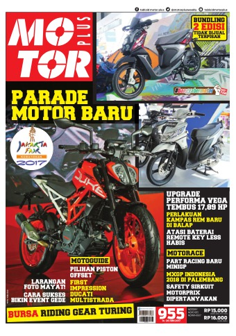 Tabloid Motor Plus - edisi 955