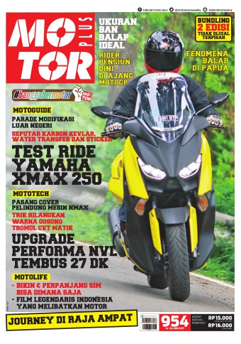Tabloid Motor Plus - edisi 954
