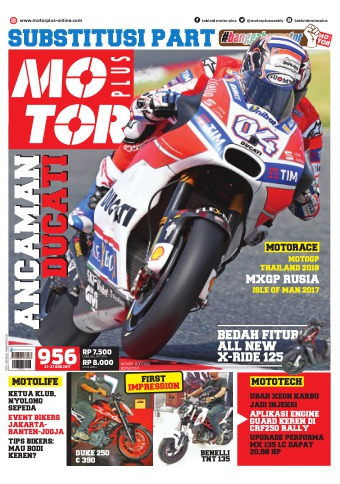 Tabloid Motor Plus - edisi 956