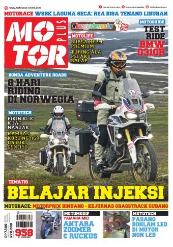 Tabloid Motor Plus - edisi 958