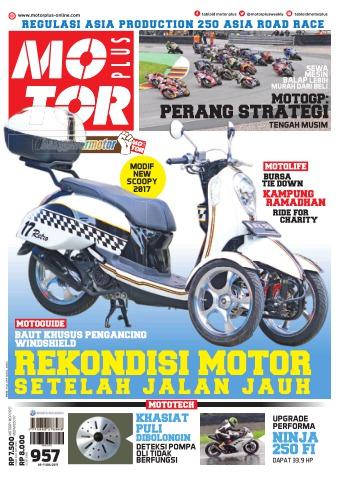 Tabloid Motor Plus - edisi 957