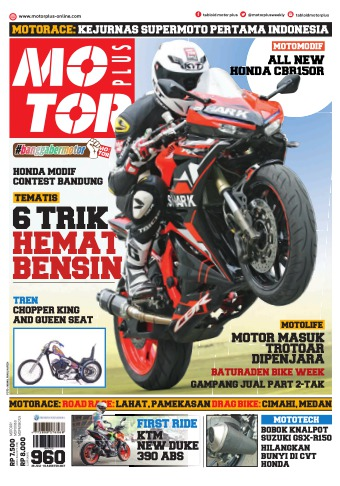 Tabloid Motor Plus - edisi 960