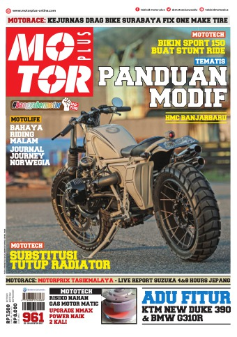 Tabloid Motor Plus - edisi 961