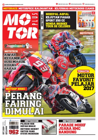 Tabloid Motor Plus - edisi 962