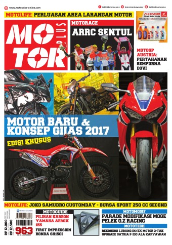 Tabloid Motor Plus - edisi 963