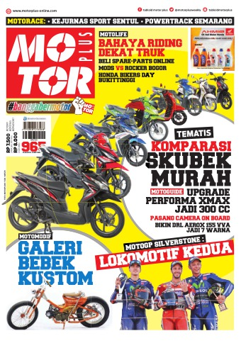 Tabloid Motor Plus - edisi 965