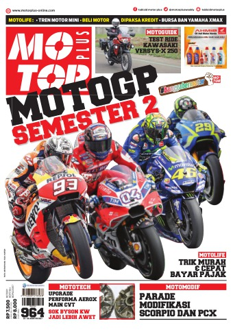 Tabloid Motor Plus - edisi 964