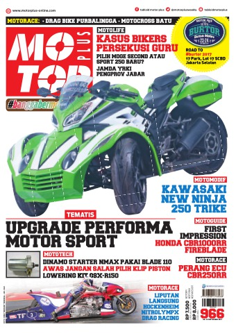 Tabloid Motor Plus - edisi 966