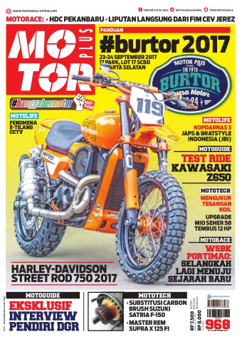 Tabloid Motor Plus - edisi 968