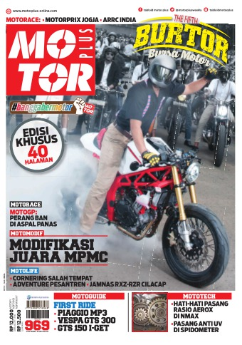 Tabloid Motor Plus - edisi 969