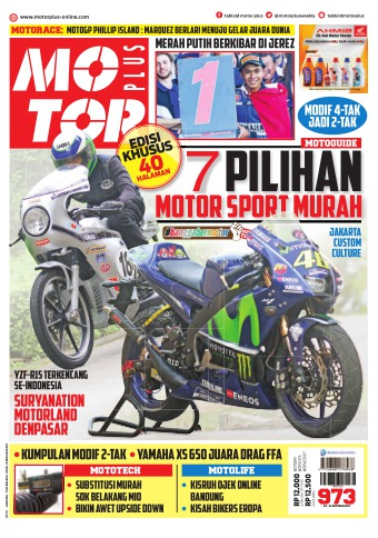 Tabloid Motor Plus - edisi 973