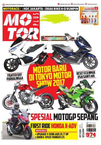 Tabloid Motor Plus - edisi 974