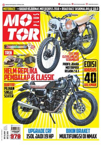 Tabloid Motor Plus - edisi 978