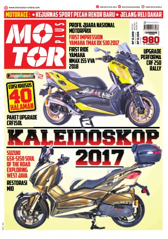 Tabloid Motor Plus - edisi 980