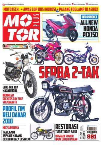 Tabloid Motor Plus - edisi 981