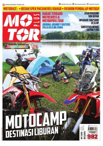 Tabloid Motor Plus - edisi 982