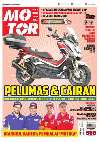 Tabloid Motor Plus - edisi 988
