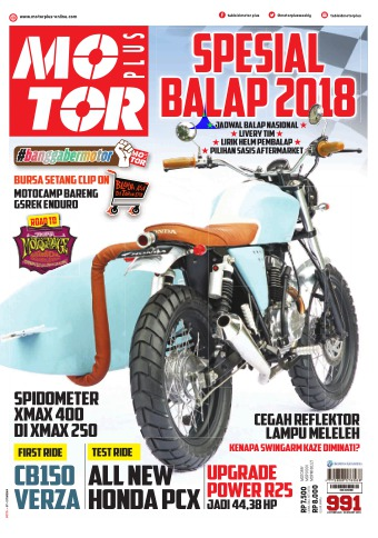 Tabloid Motor Plus - edisi 991