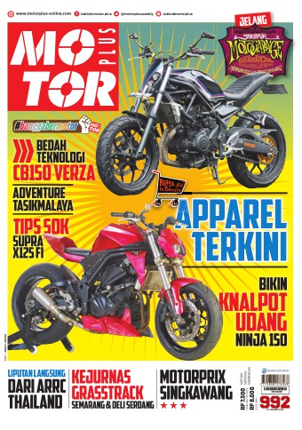 Tabloid Motor Plus - edisi 992