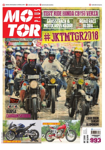 Tabloid Motor Plus - edisi 993