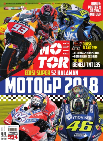 Tabloid Motor Plus - edisi 994