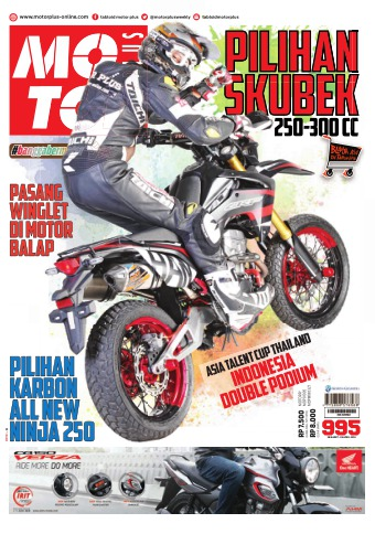 Tabloid Motor Plus - edisi 995