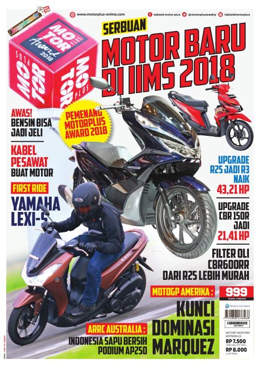 Tabloid Motor Plus - edisi 999