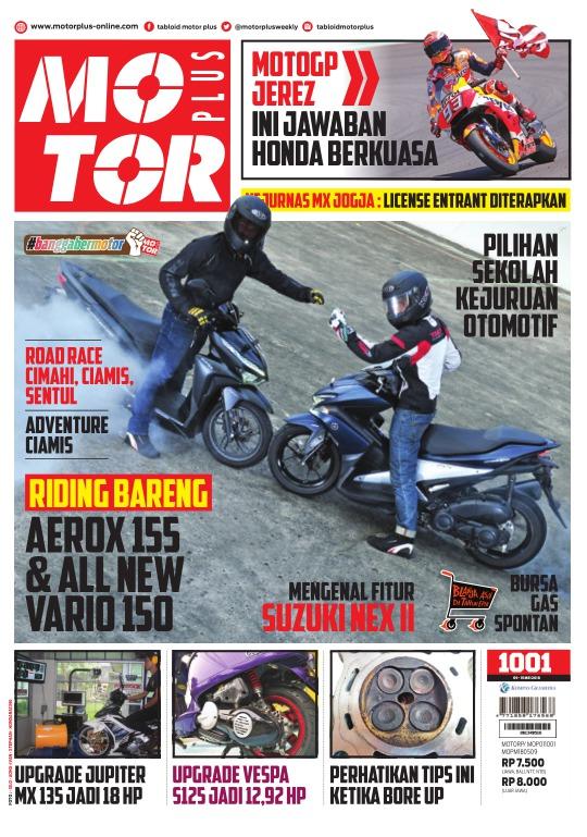 Tabloid Motor Plus - edisi 1001