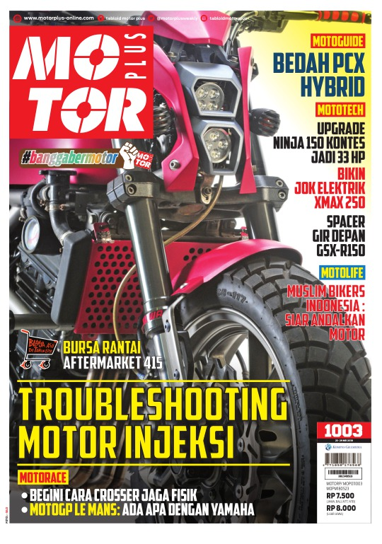 Tabloid Motor Plus - edisi 1003