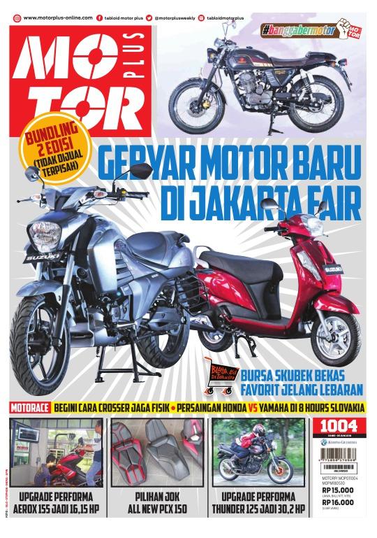 Tabloid Motor Plus - edisi 1004