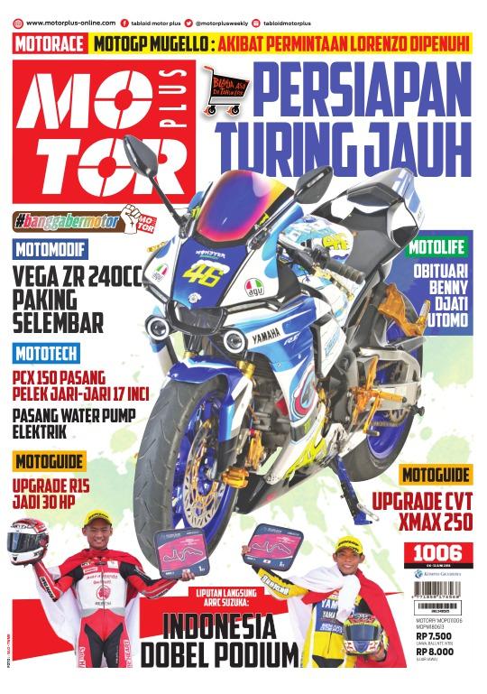 Tabloid Motor Plus - edisi 1006