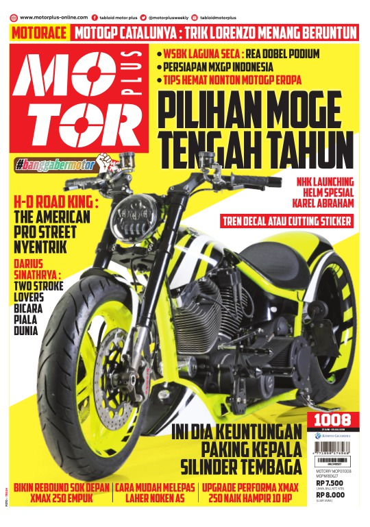 Tabloid Motor Plus - edisi 1008