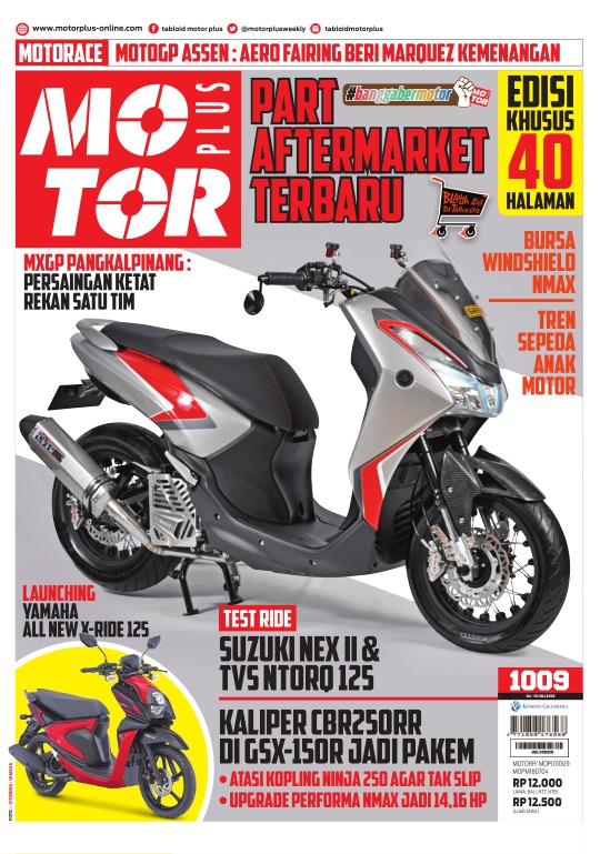 Tabloid Motor Plus - edisi 1009
