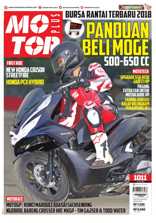 Tabloid Motor Plus - edisi 1011