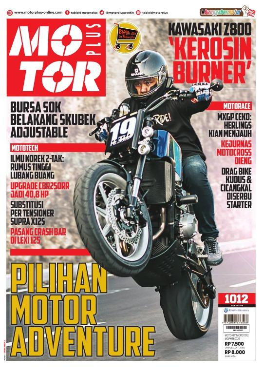 Tabloid Motor Plus - edisi 1012