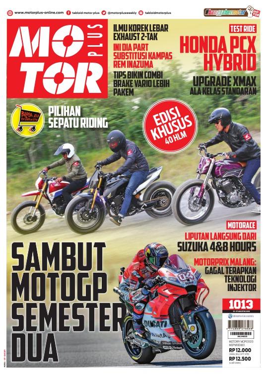 Tabloid Motor Plus - edisi 1013