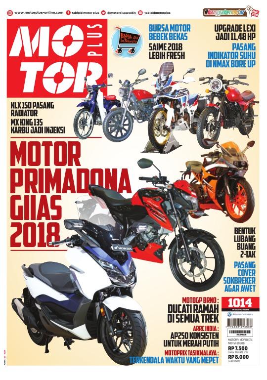 Tabloid Motor Plus - edisi 1014