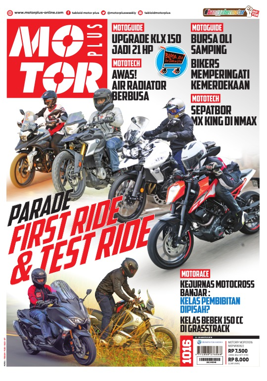 Tabloid Motor Plus - edisi 1016