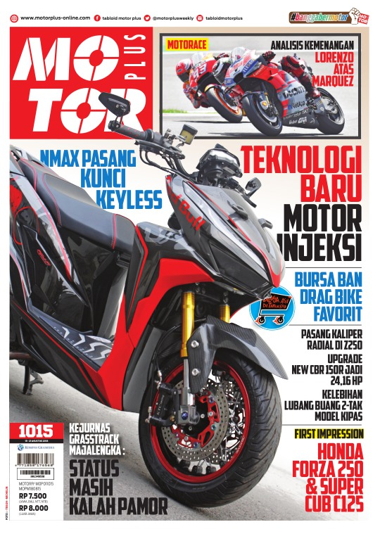 Tabloid Motor Plus - edisi 1015